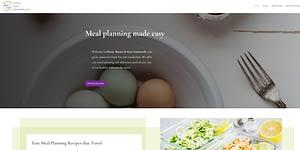 Flavor Thyme - MM Website Design