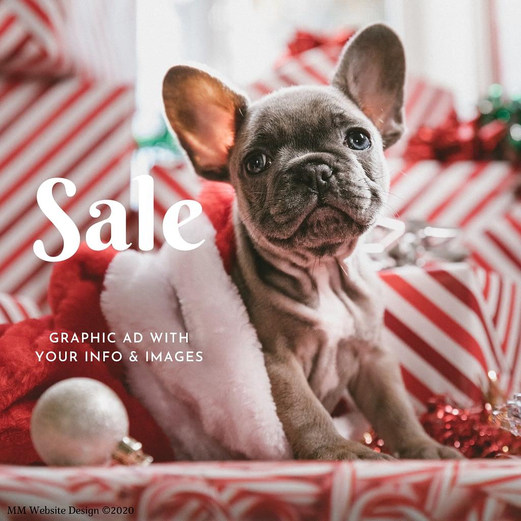 Holiday Advertising - MM Website Design
