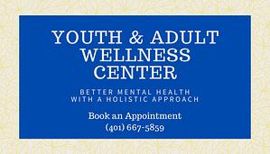 Health & Wellness Business Cards - MM Website Design