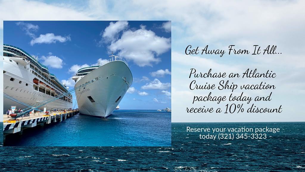 Take a Cruise - MM Website Design