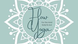 Yoga Flow Business Cards - MM Website Design