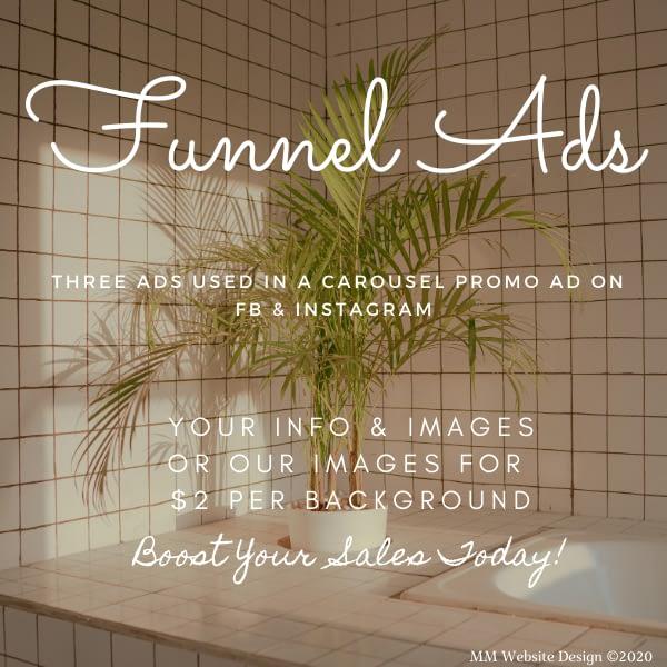 Funnel Ads - MM Website Design